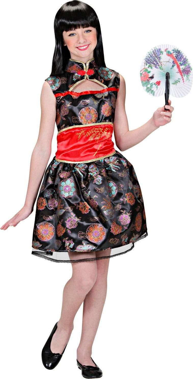 Chinese Qipao jurk kind