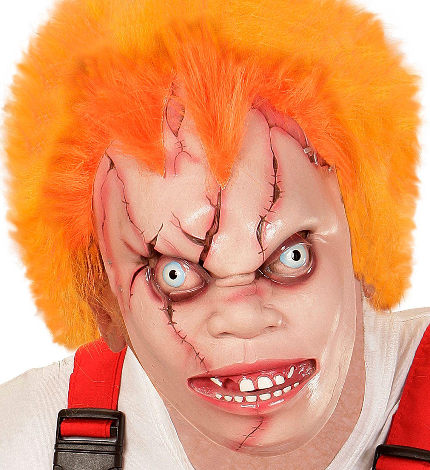 Chucky killer doll masker