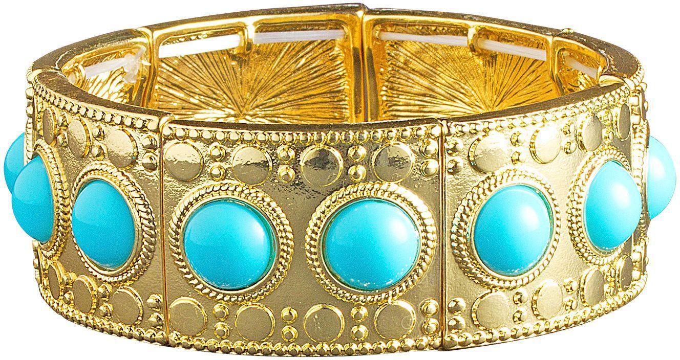 Cleopatra armband goud