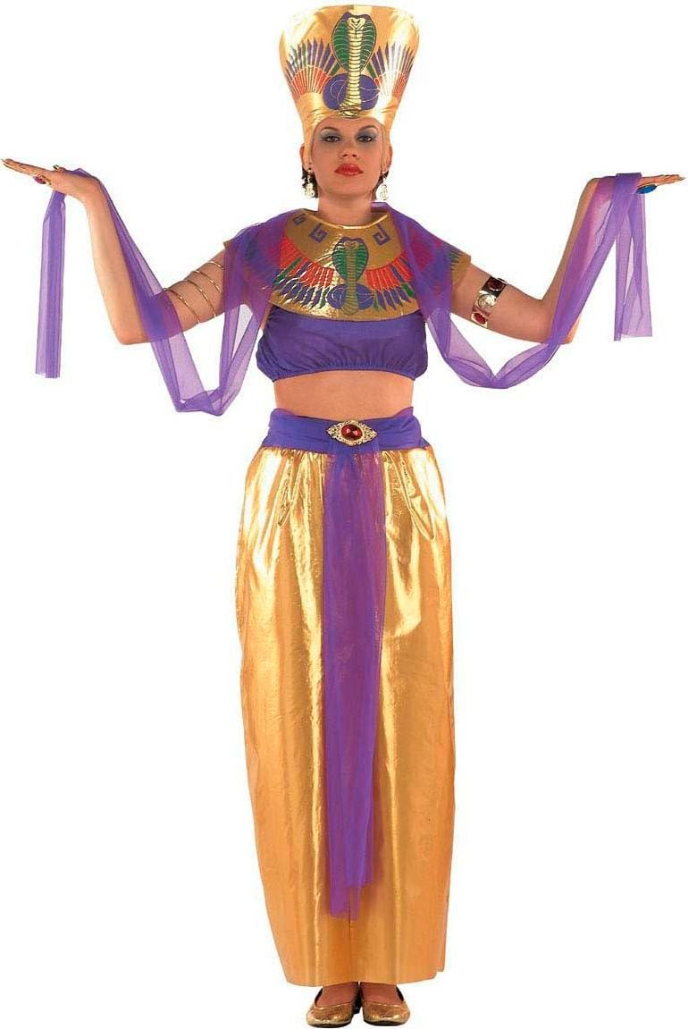 Cleopatra carnaval outfit