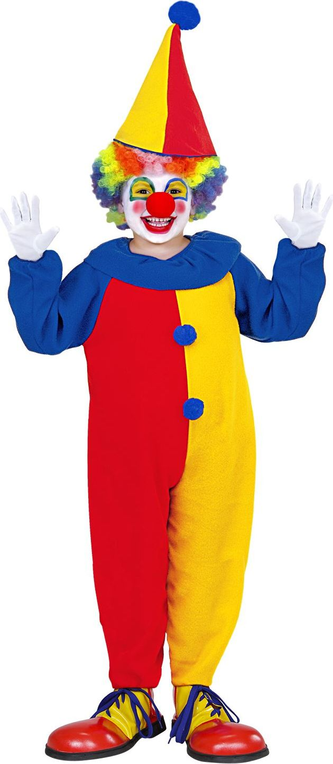 Clown Carnaval kinderen