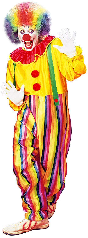 Clown kleding