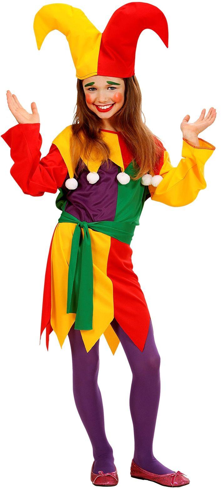 Clown kostuum meisjes