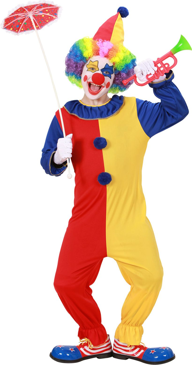 Clown outfit kind