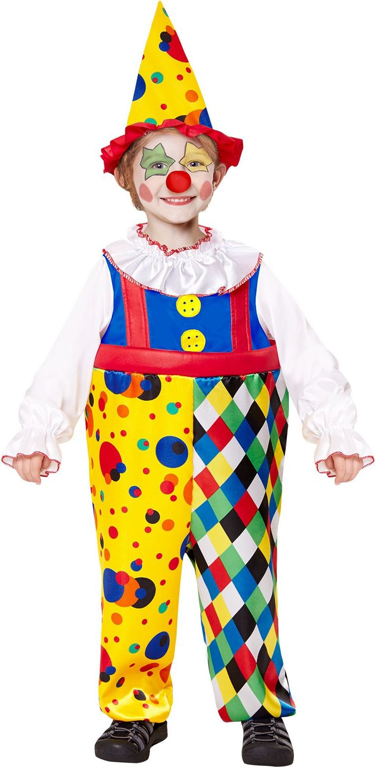 Clown pakje kind