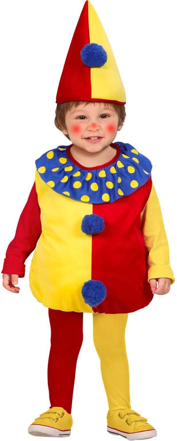 Clown pakje met opvulling