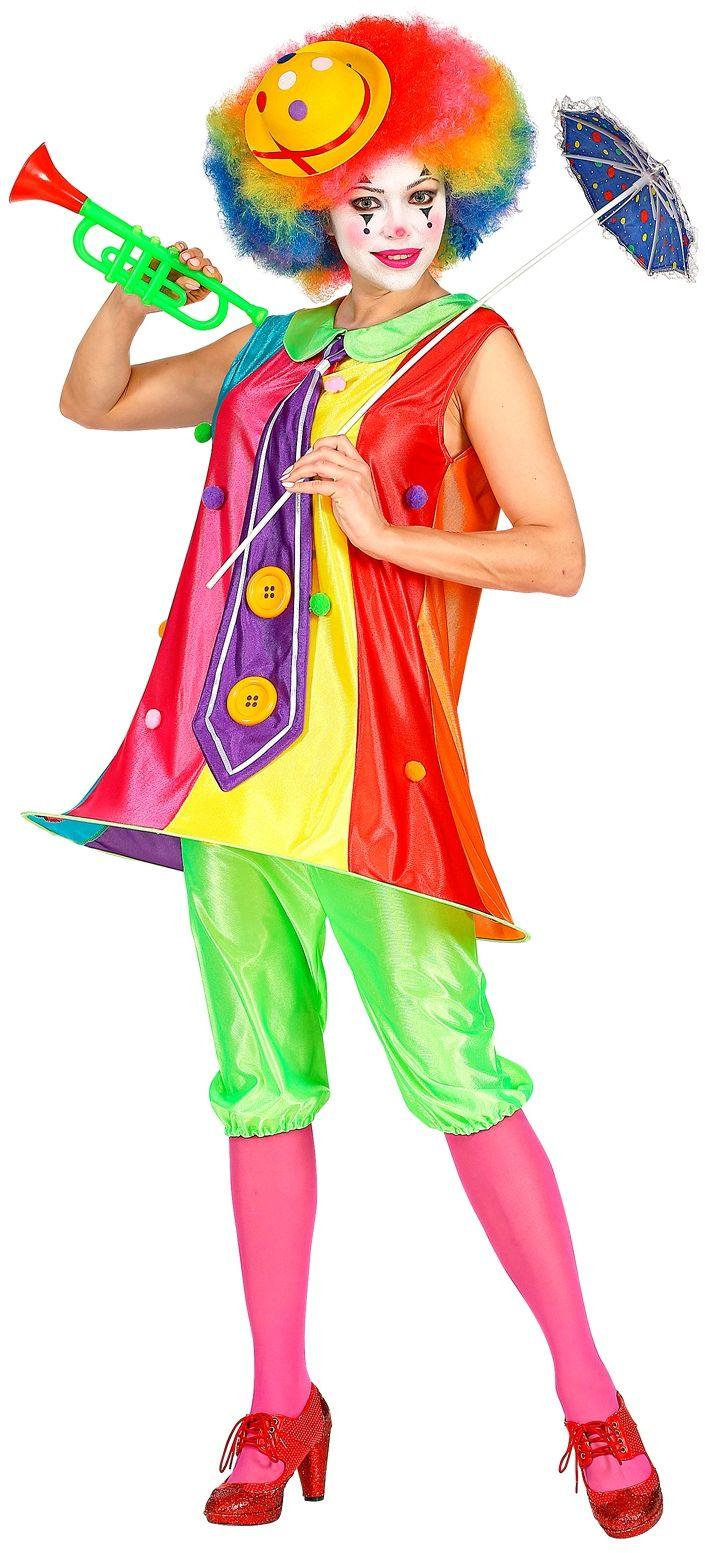 Clownsjurk