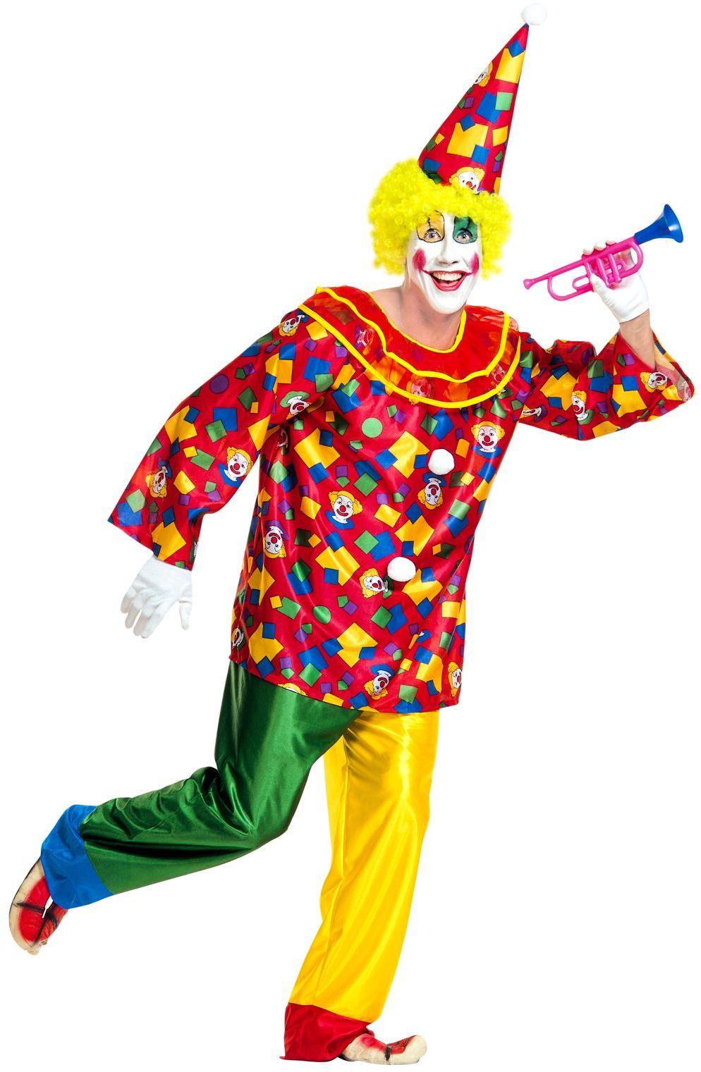 Clownskleding