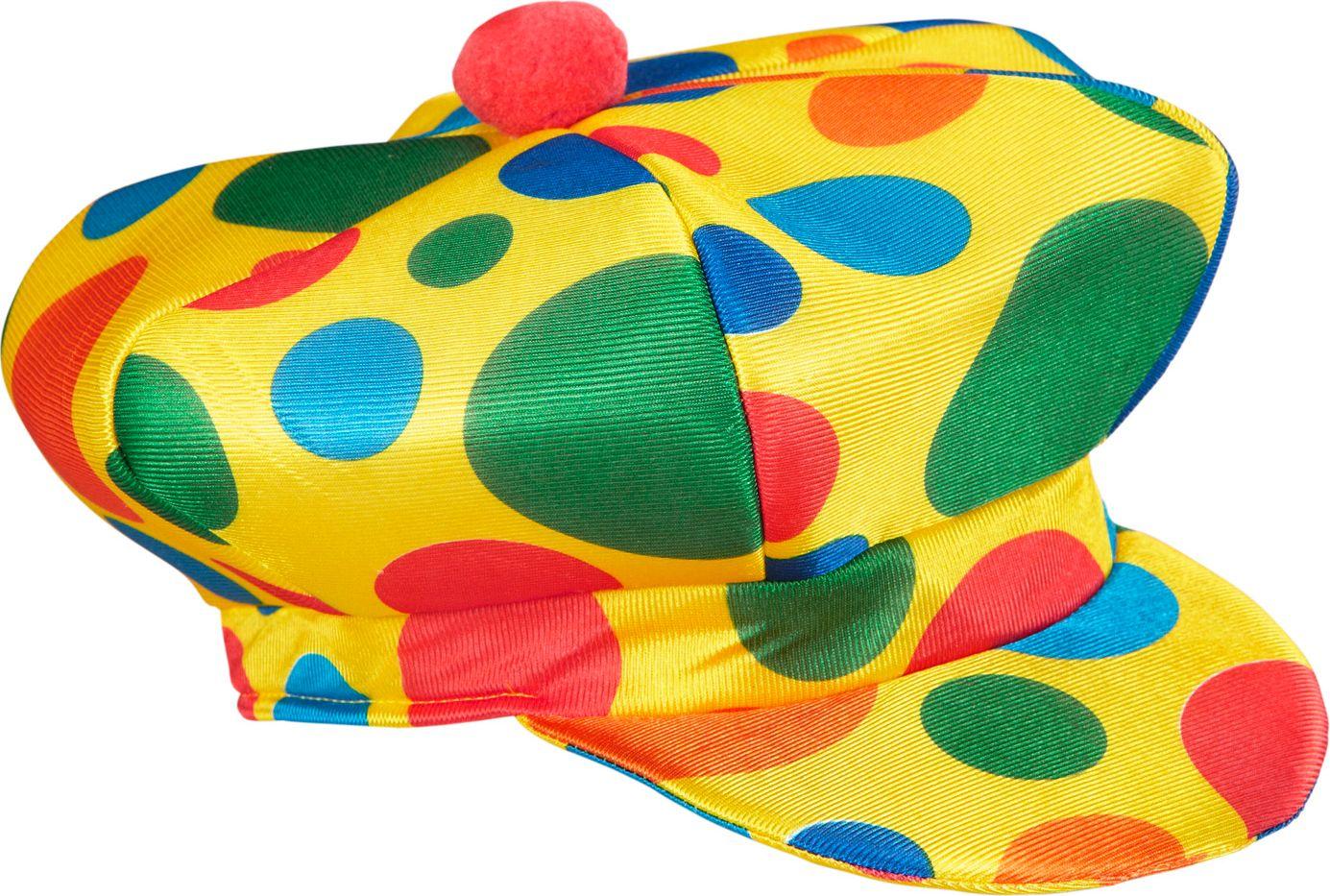Clownspet geel
