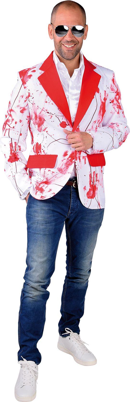 Colbert bloedspetters heren