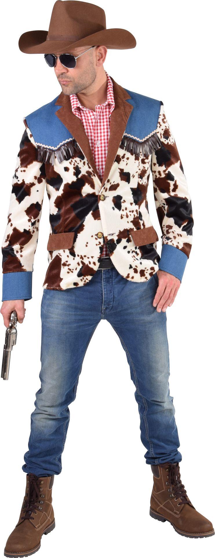 Colbert cowboy mannen