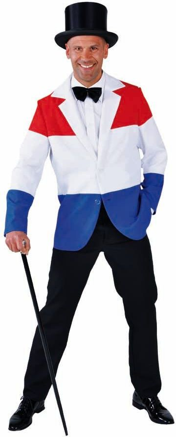 Colbert Nederlandse vlag heren