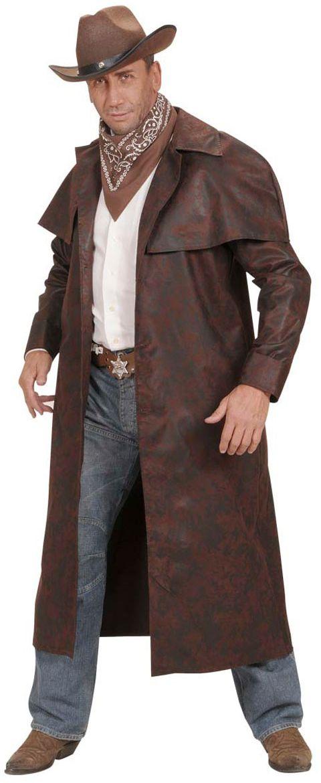 Cowboy kleding bruin