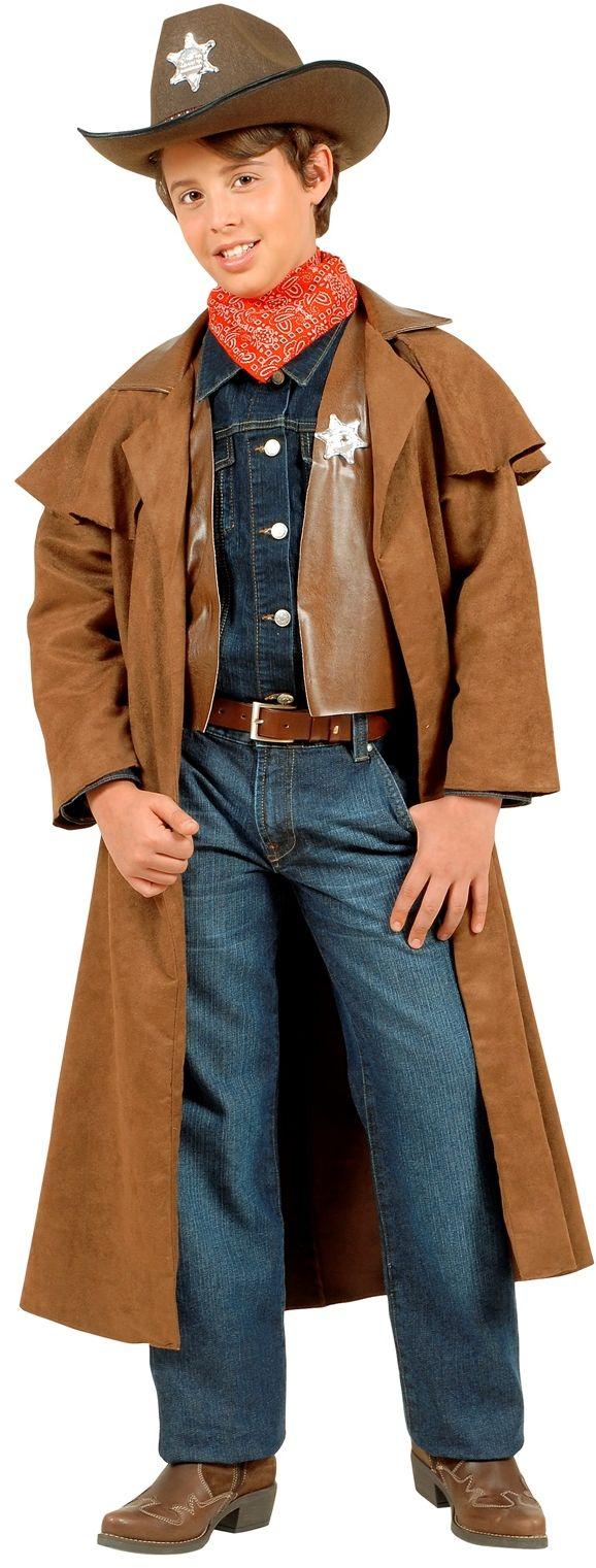 Cowboy kleding kind