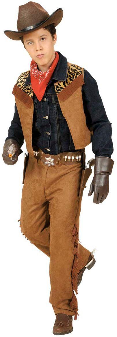 Cowboy kostuum jongens