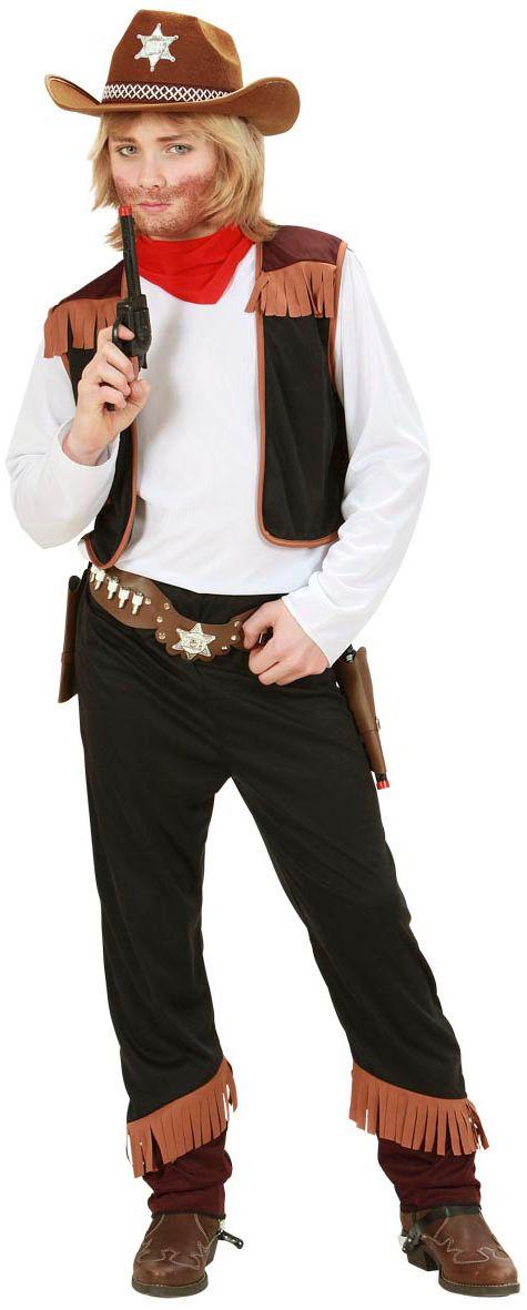 Cowboy kostuum kind