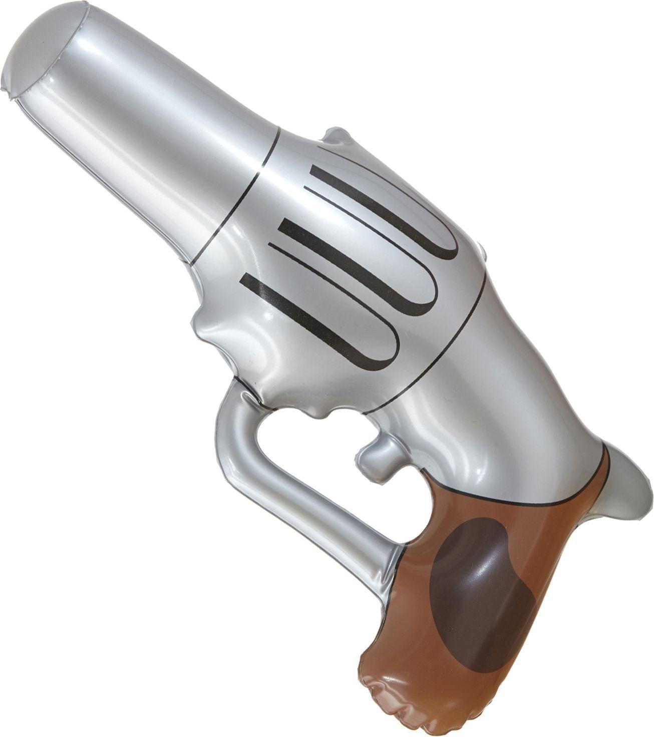 Cowboy pistool opblaasbaar