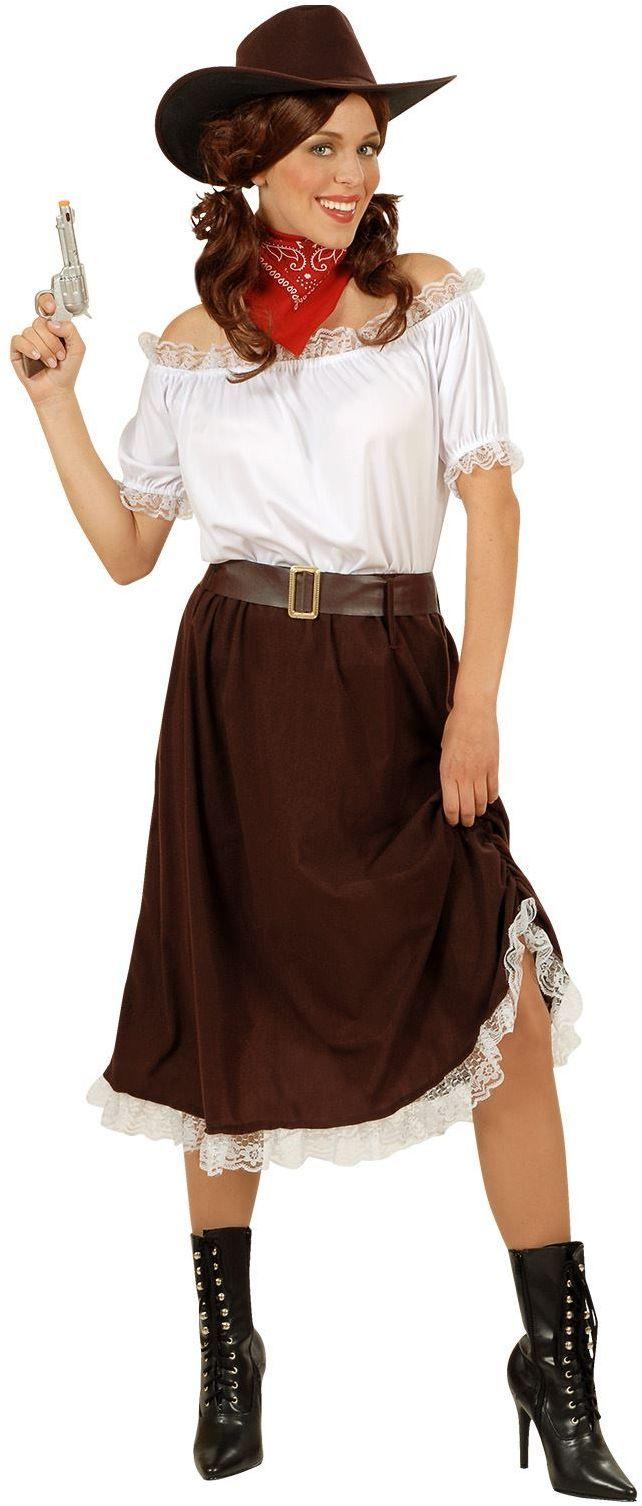 Cowgirl jurk