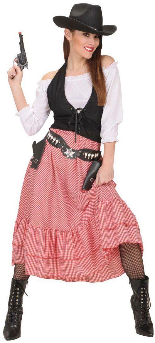 Cowgirl kleding