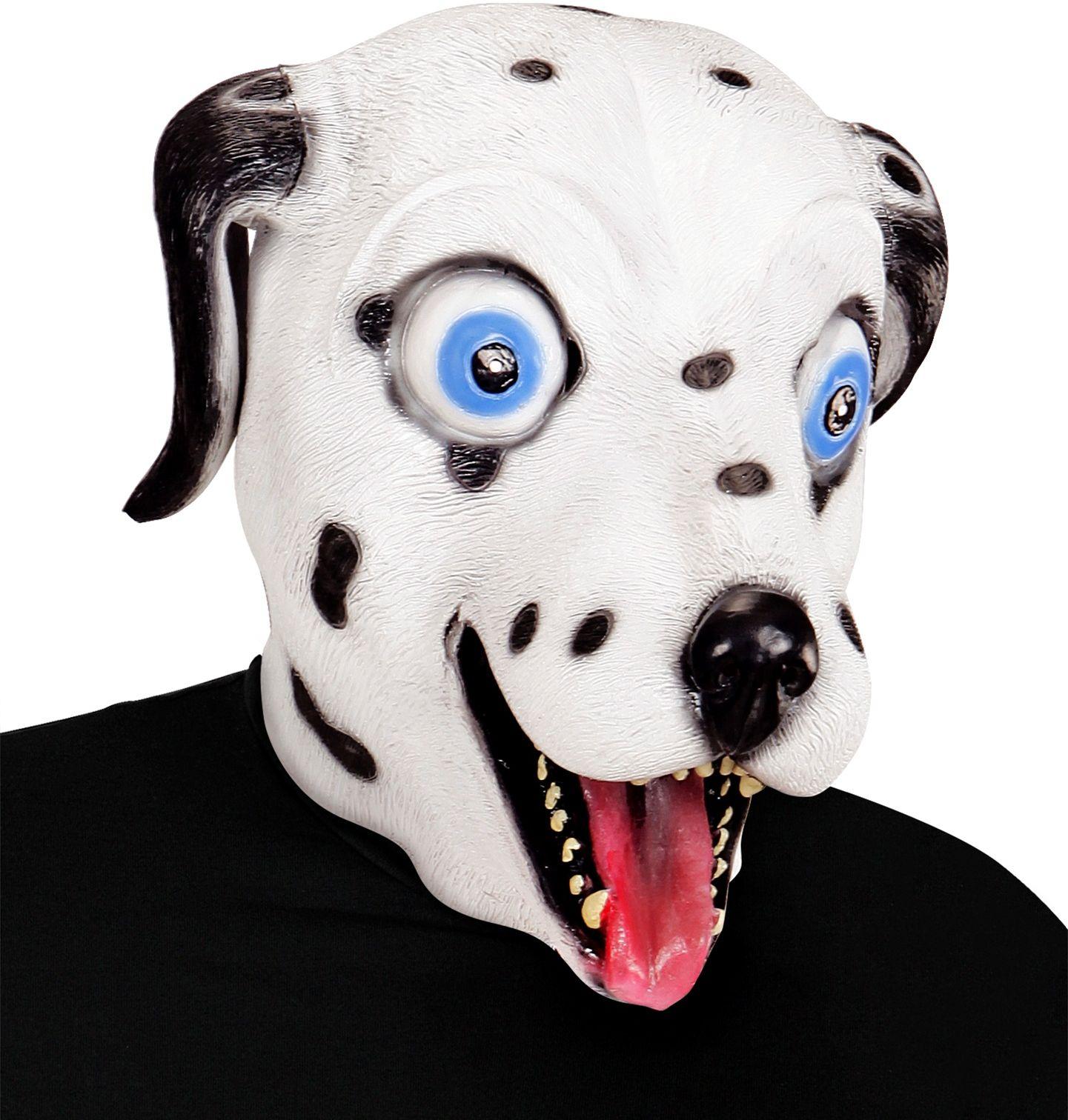 Dalmatiër masker