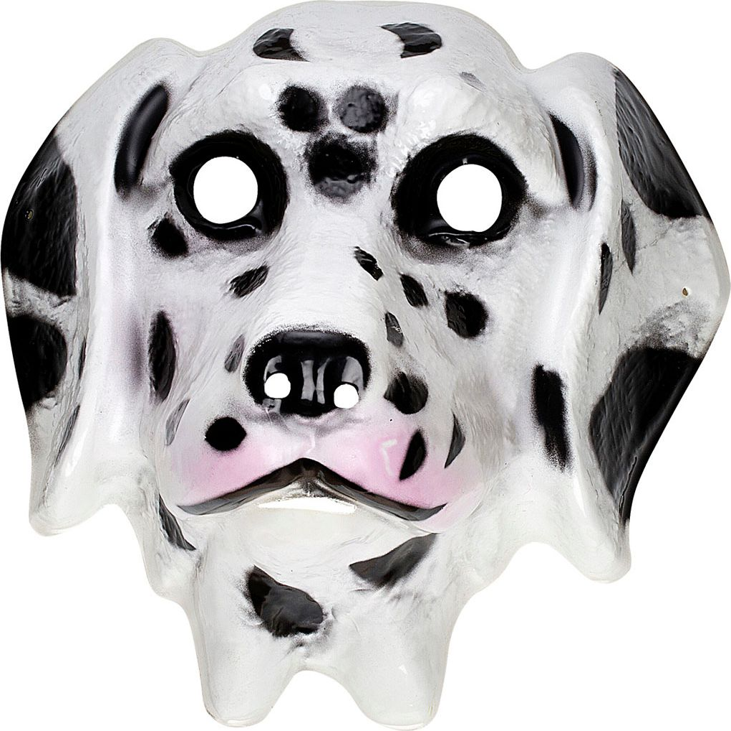 Dalmatiër masker kind