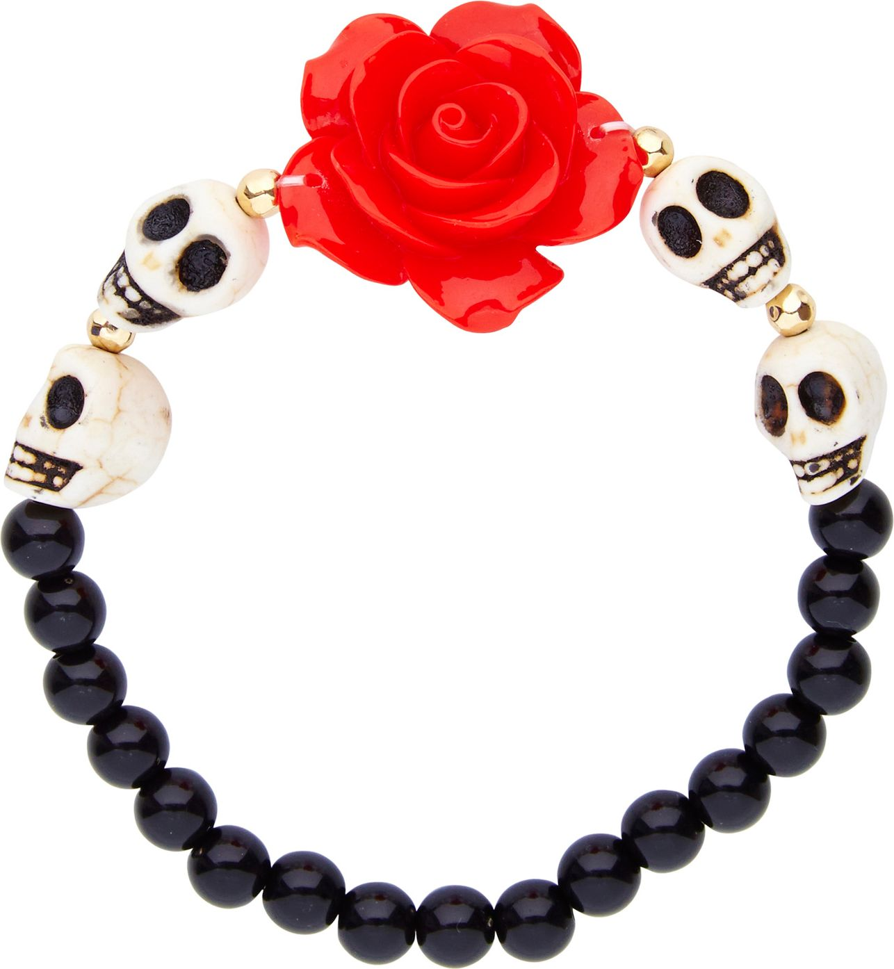 Day of the dead armband