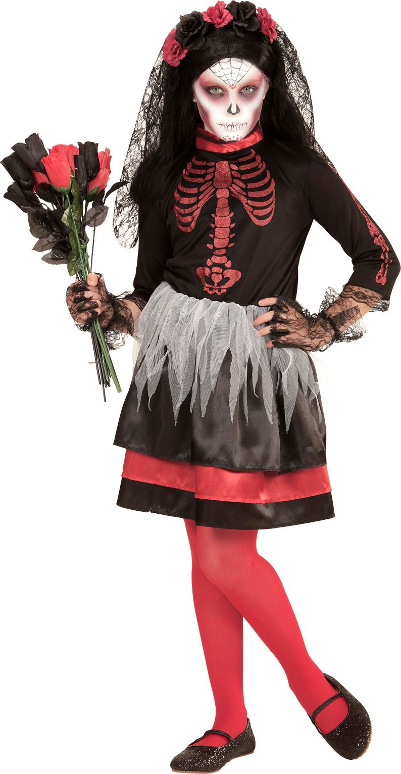 Day of the dead outfit kind