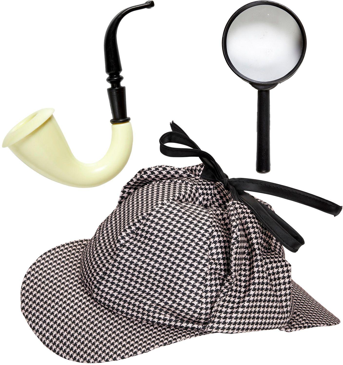 Detective accessoires set