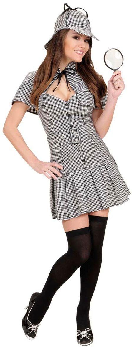 Detective kostuum dames
