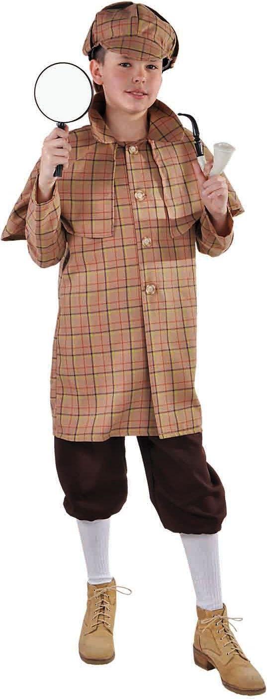 Detective Sherlock Holmes pak jongens