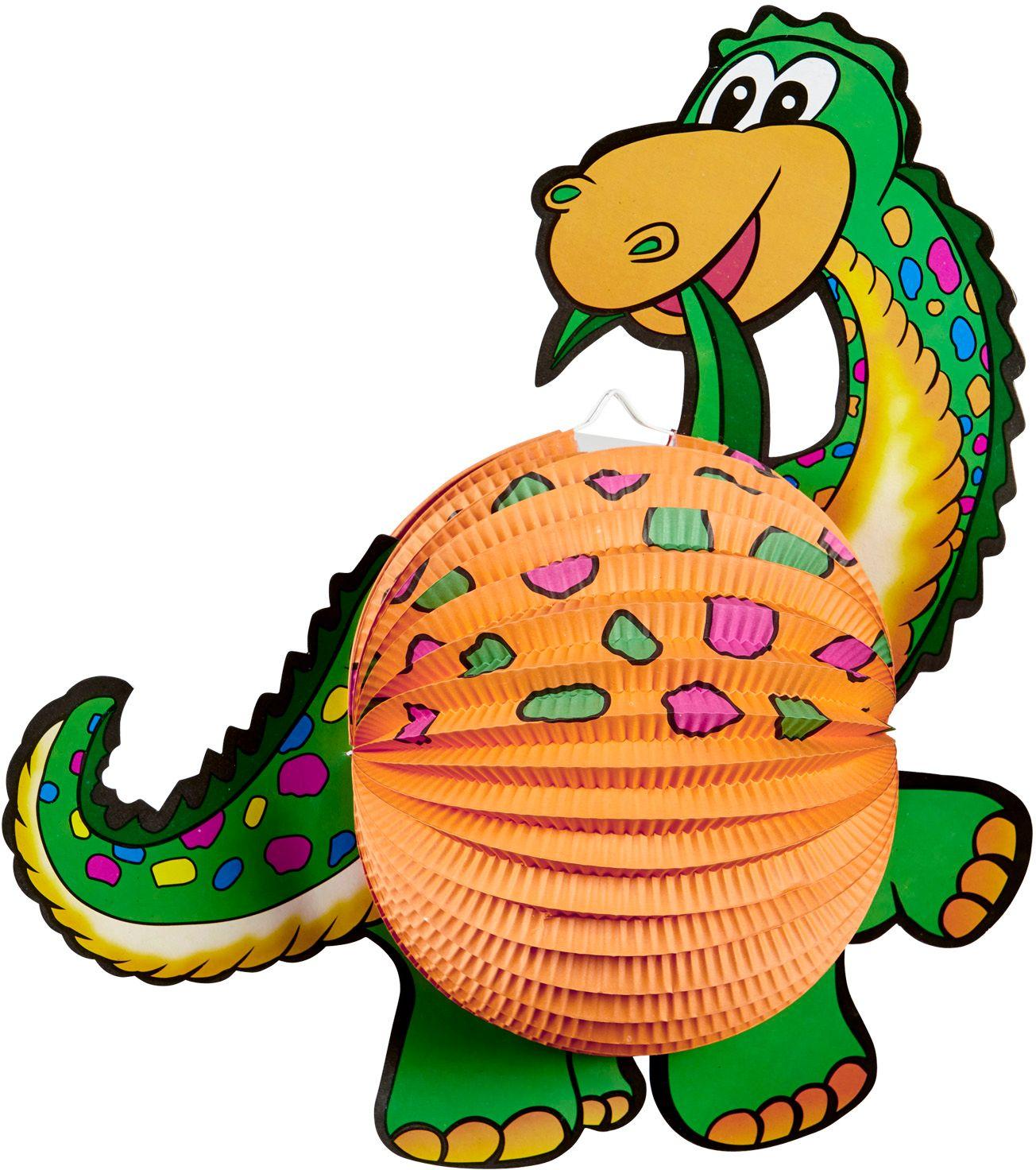 Dinosaurus lampion