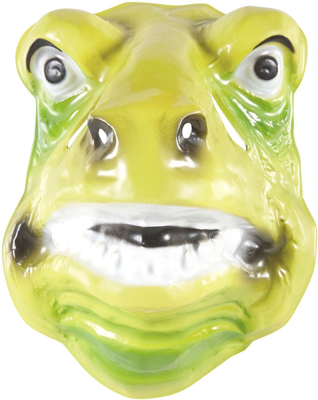 Dinosaurus masker pvc