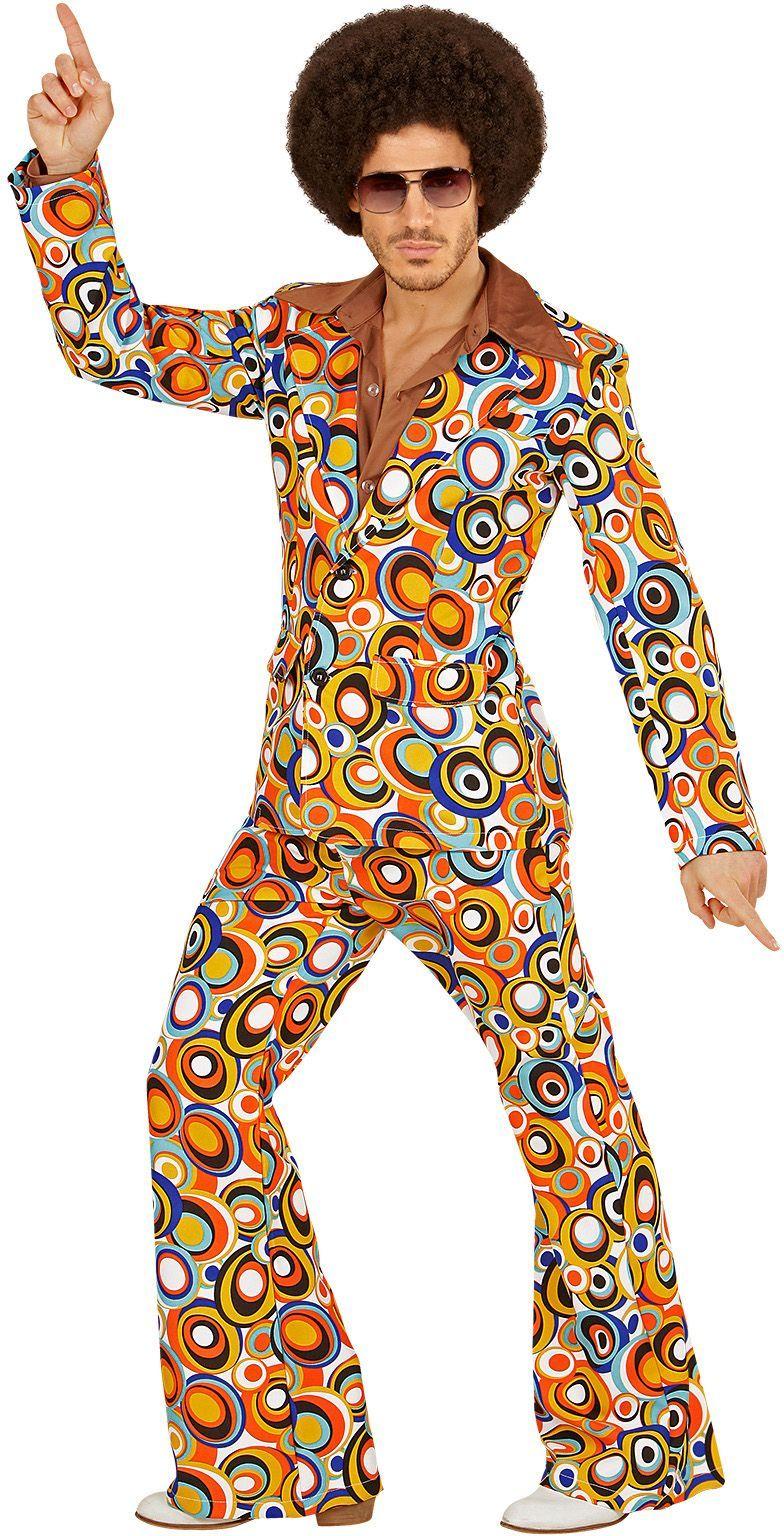 Disco seventies kostuum