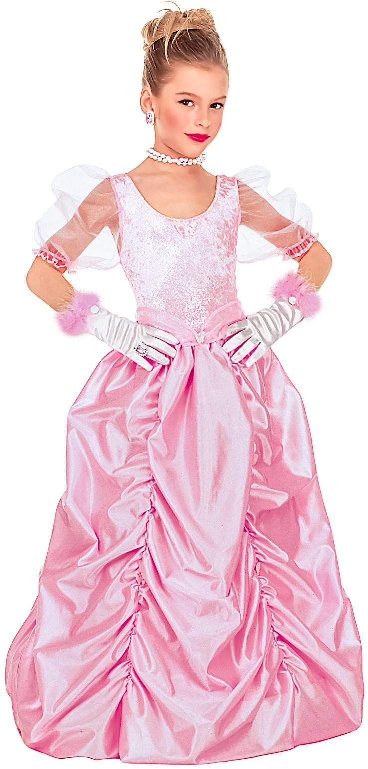 Doornroosje jurk meisjes