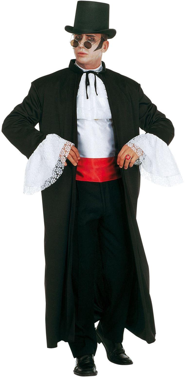 Dracula kostuum heren