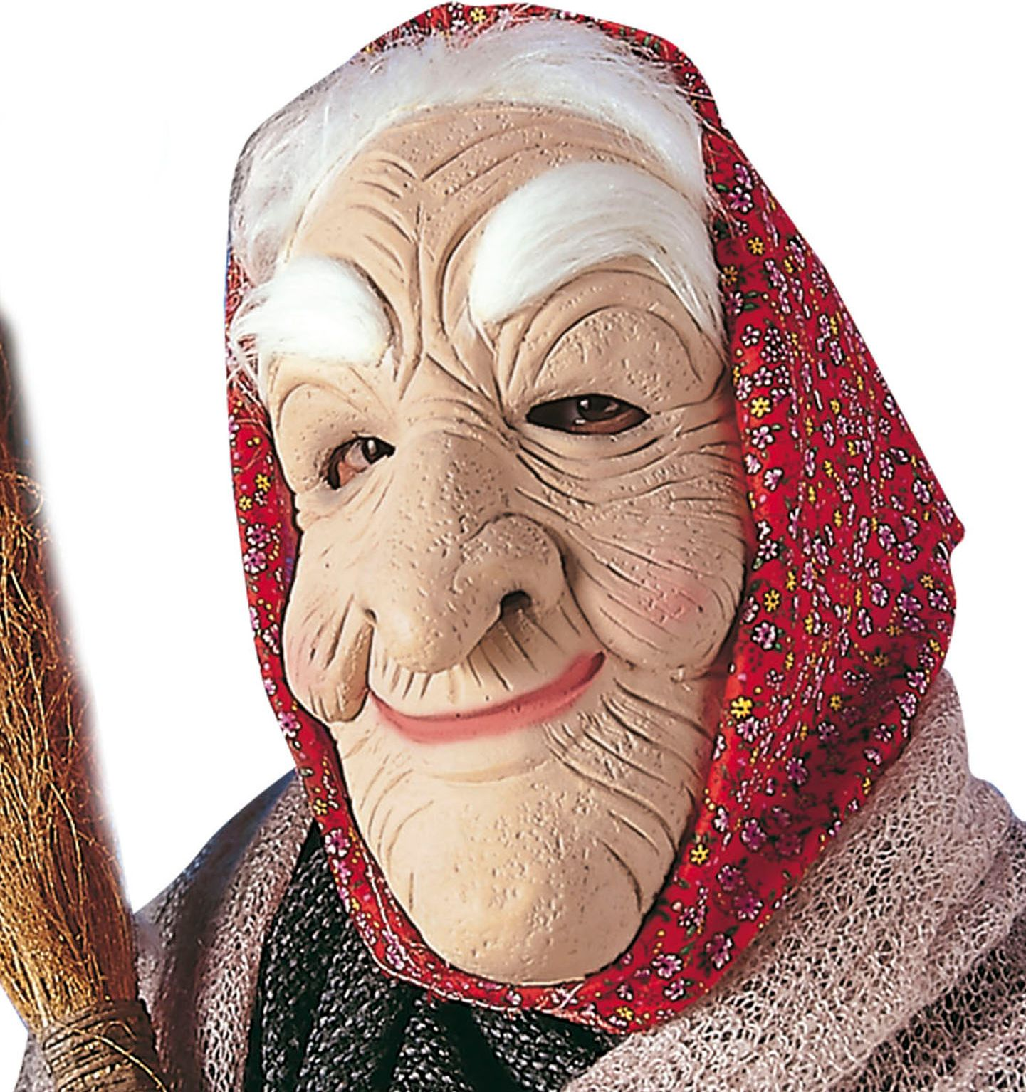 Driekoningen heksen masker