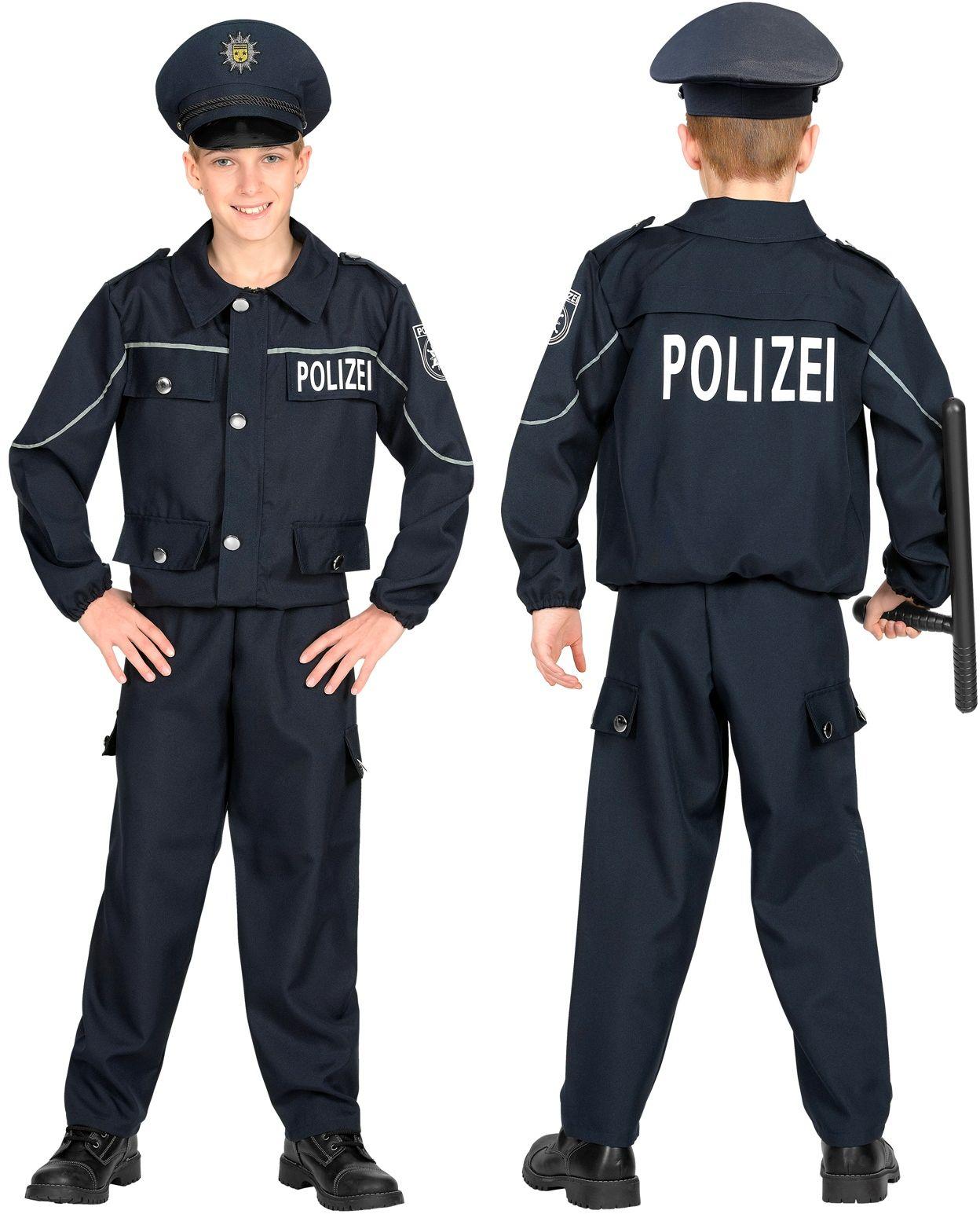 Duits Politie pak kind