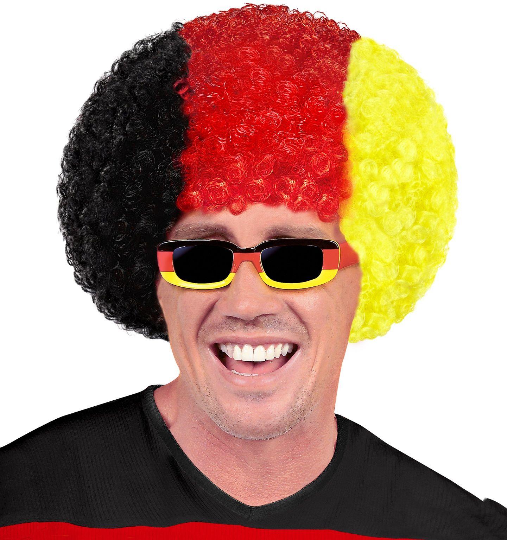 Duitse pruik
