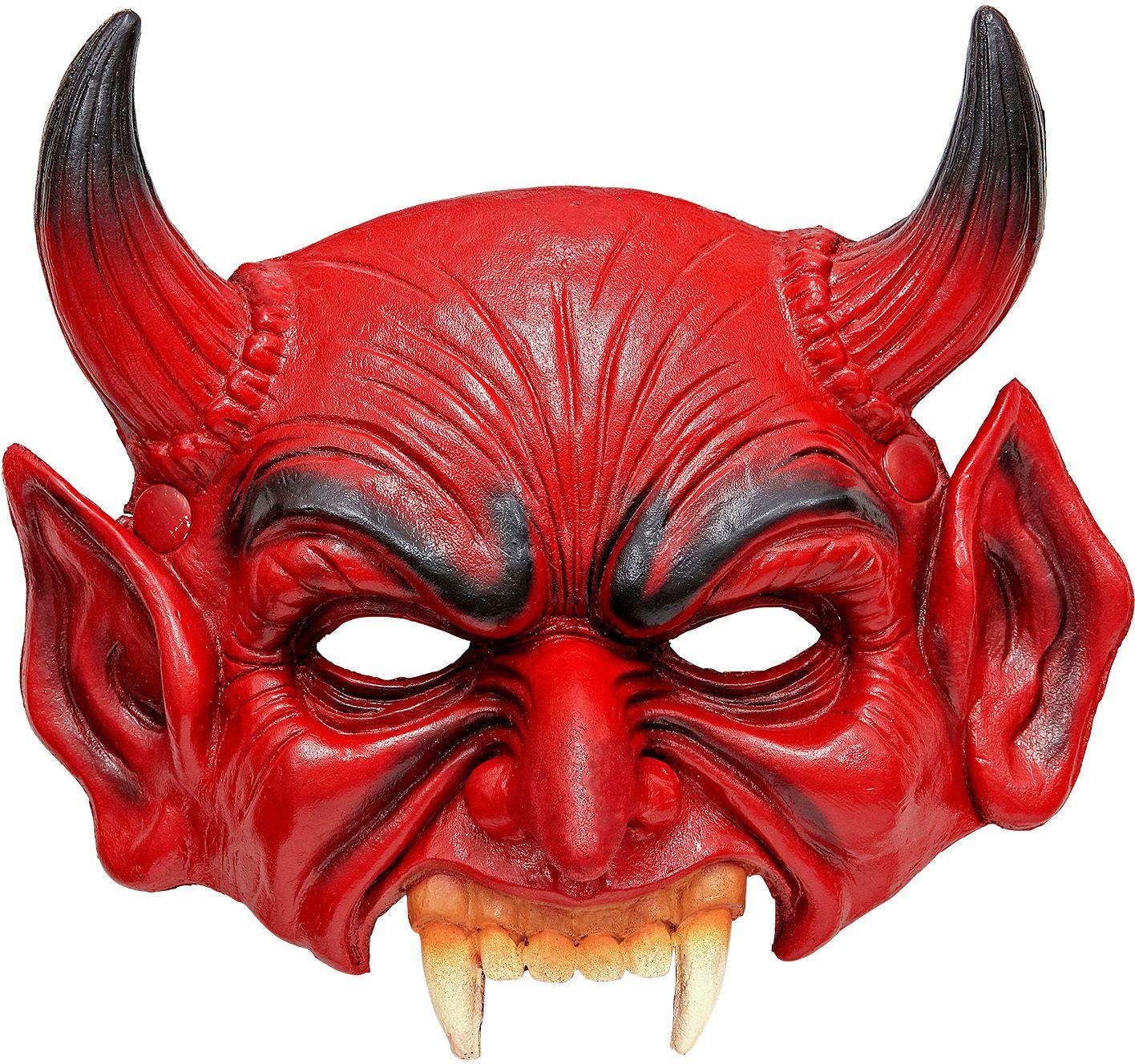 Duivel horror masker