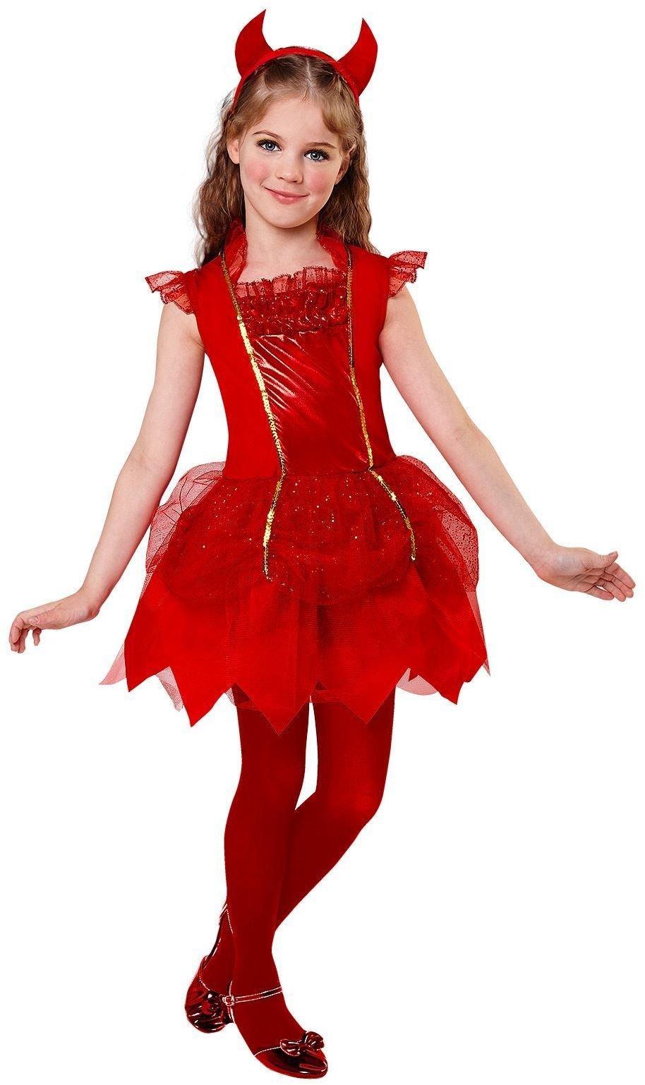 Duivel jurk kind