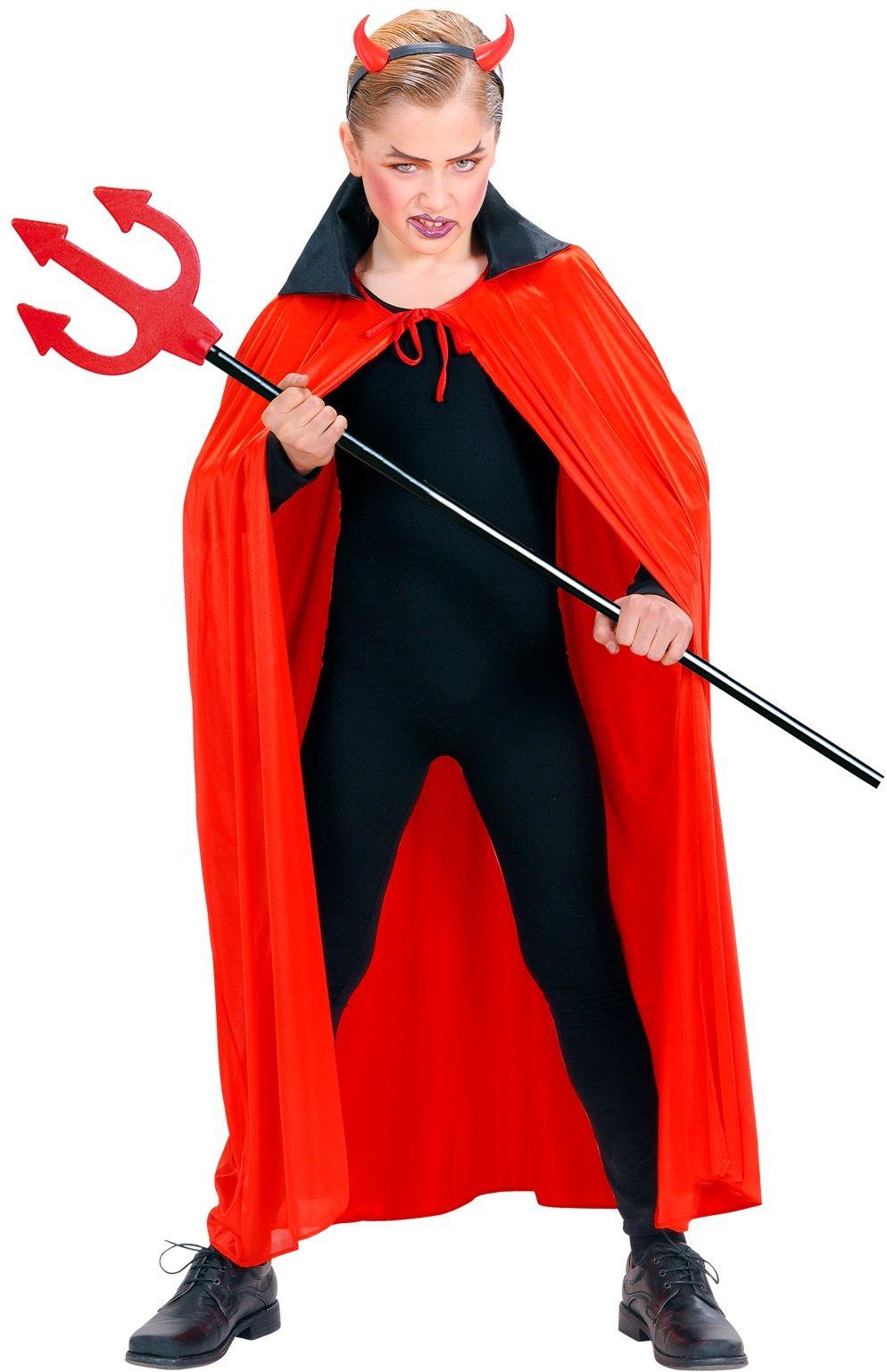 Duivel kinder cape