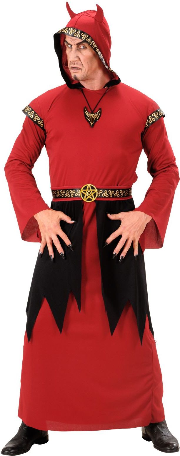 Duivel kostuum heren