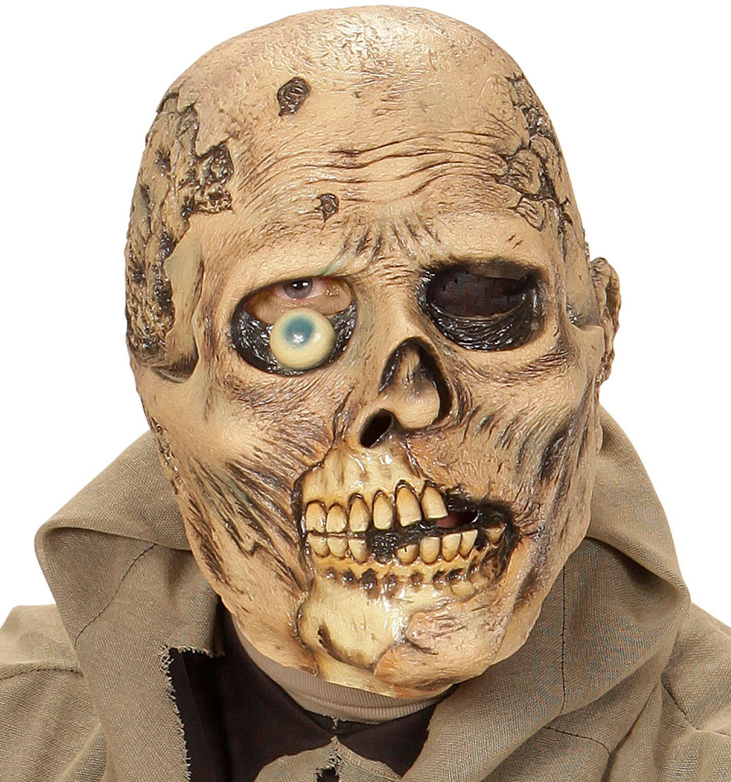 Eenogige zombie masker