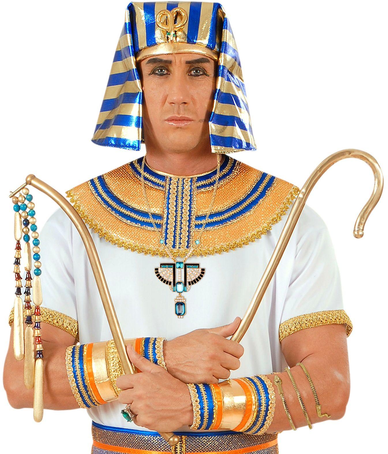 Egyptisch slangen armbandje