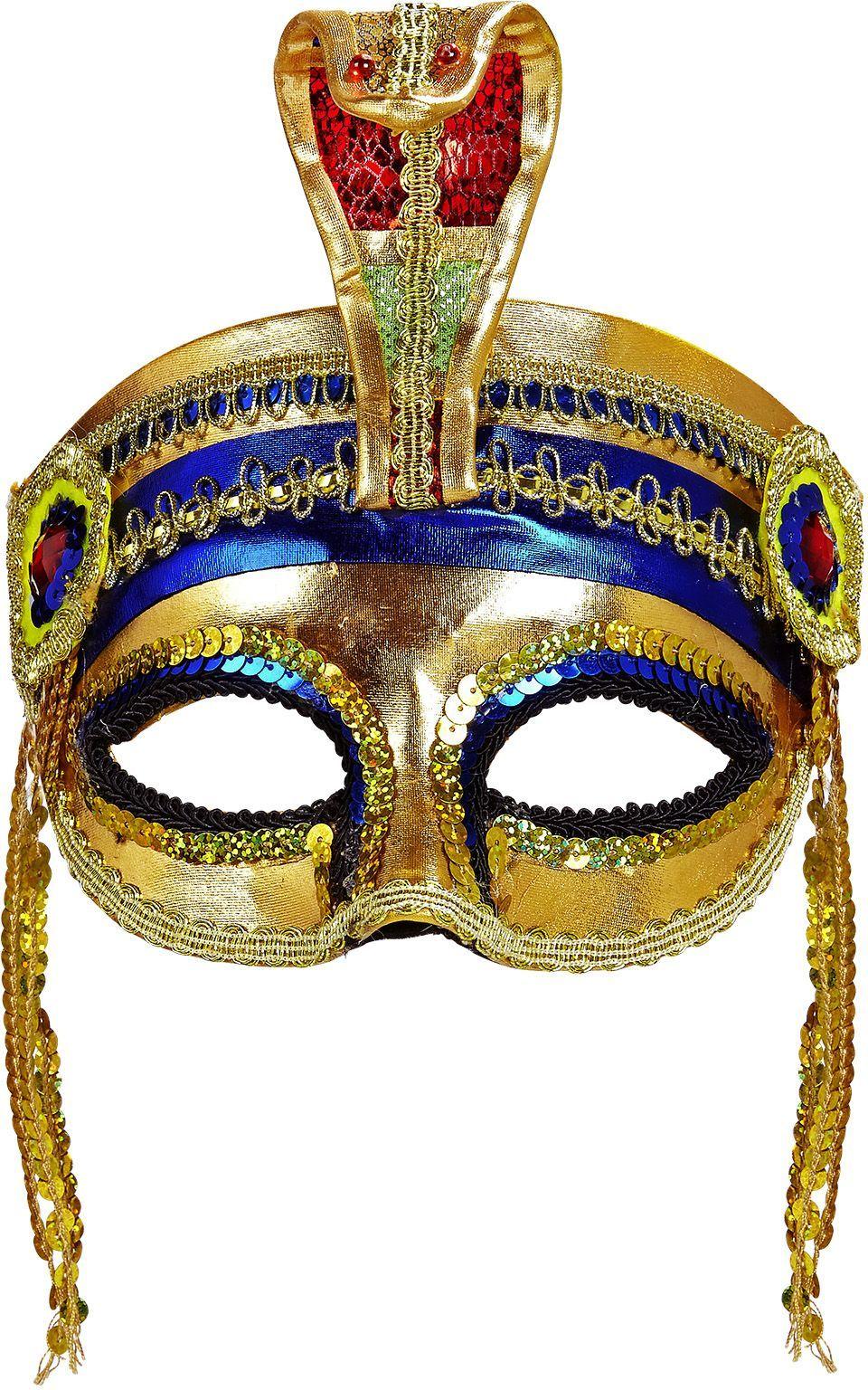 Egyptische farao oogmasker
