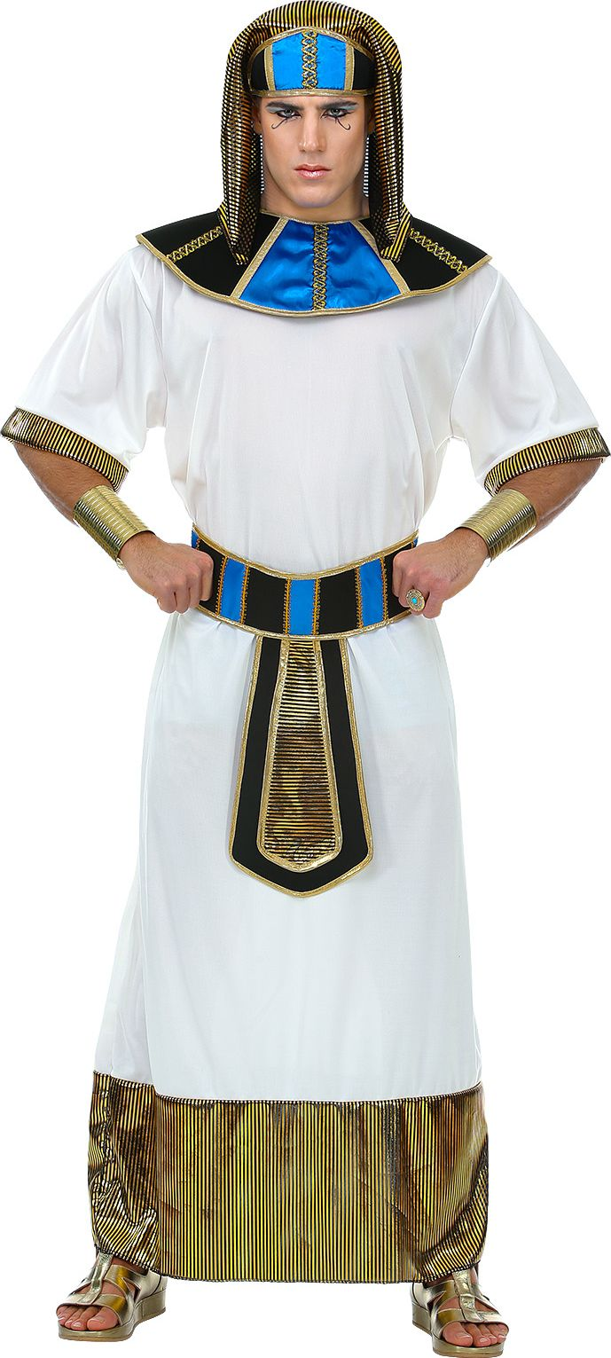 Egyptische farao outfit man