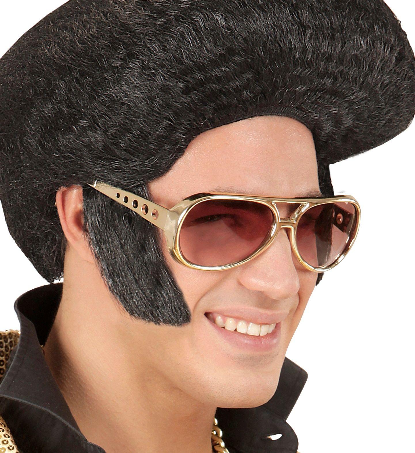 Elvis bakkebaard