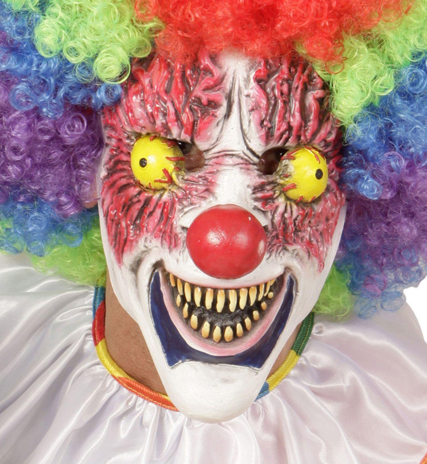 Eng clownsmasker