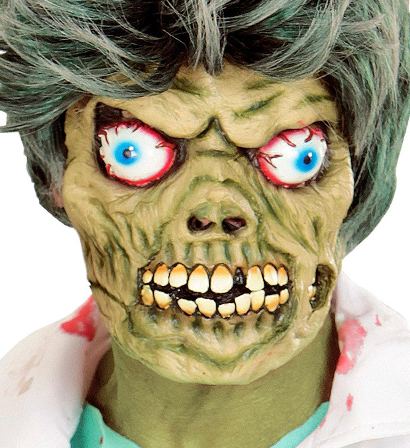 Eng zombie gezichtsmasker
