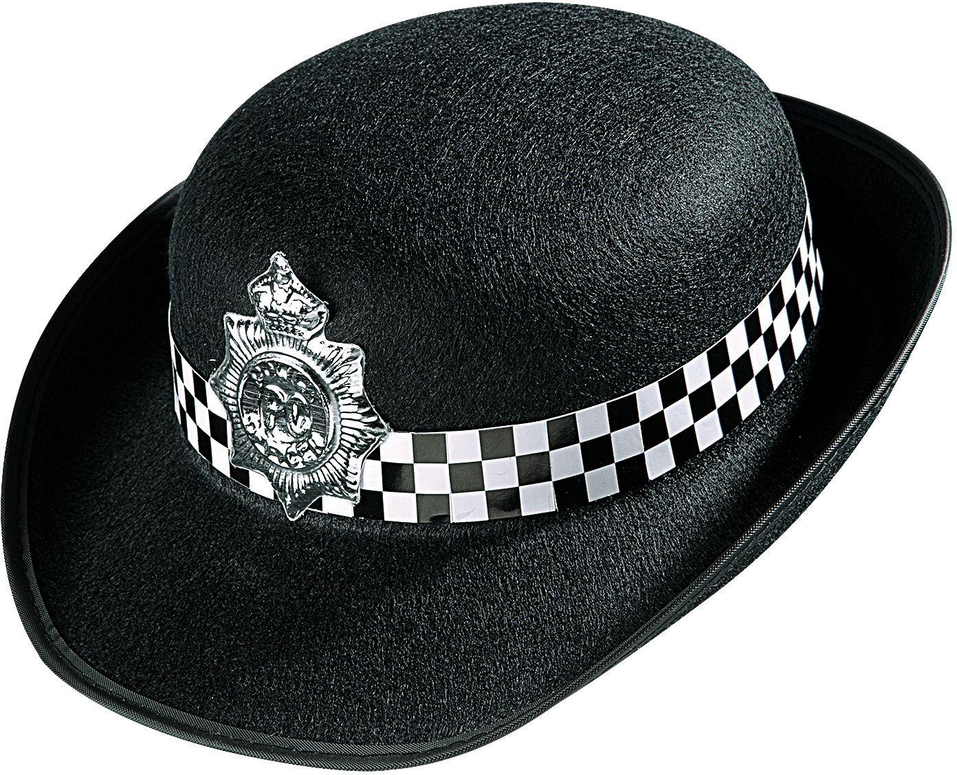 Engelse politieagente hoed